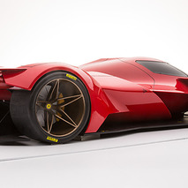 This Ferrari Le Mans Prototype Doesn't Exist, But it Should