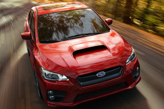 Subaru Building a WRX Hatchback After All?