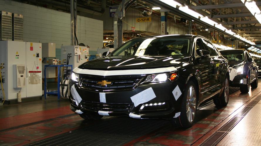 Union fears GM Oshawa plant set to close