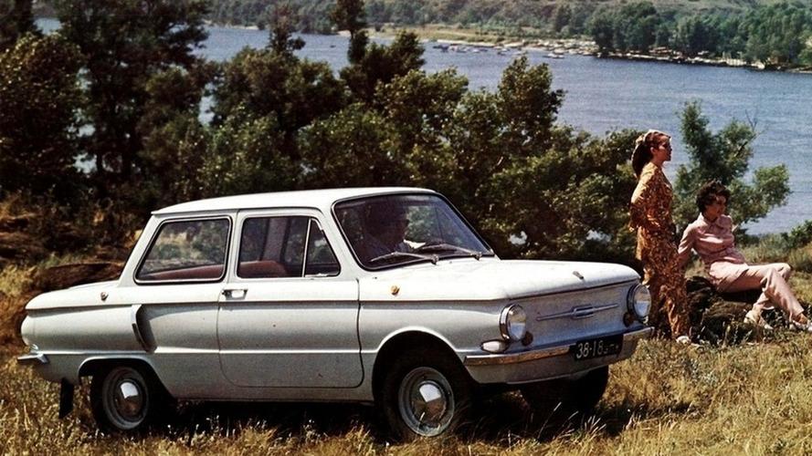 Soviet Cars Were Weird: ZAZ Zaporozhets 968