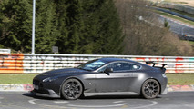 2016 Aston Martin Vantage GT8 spy photo