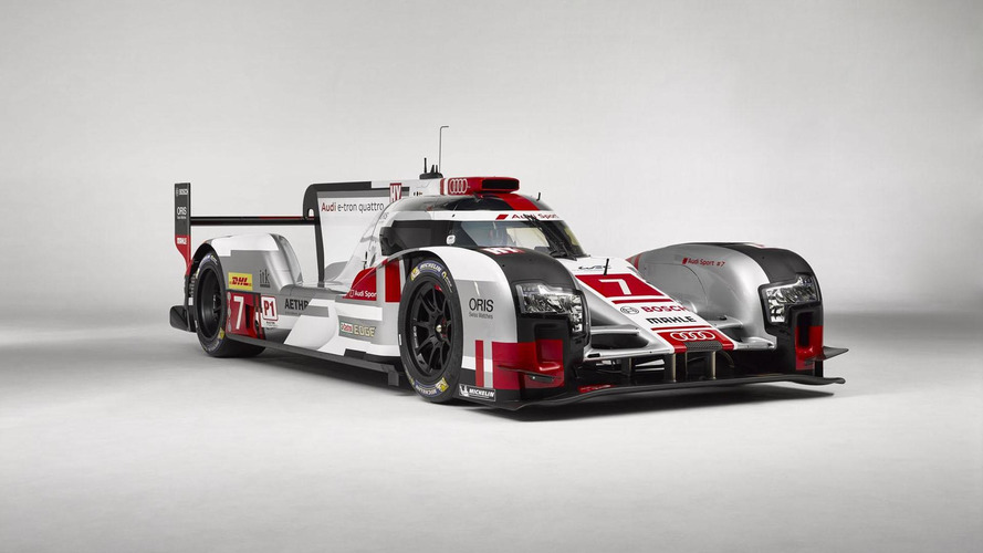 Audi R18 e-tron quattro gains a new aerodynamics package