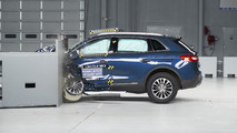 2016 Lincoln MKX IIHS Crash Test