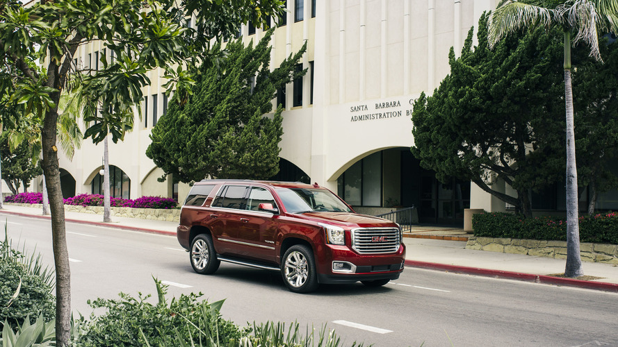2016 GMC Yukon SLT Premium Edition is like a Denali-light