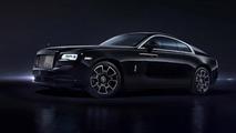 Rolls-Royce Black Badge editions