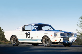 1965 Ford Mustang Shelby GT350 R: Born in California, Rebuilt to Raise Hell
