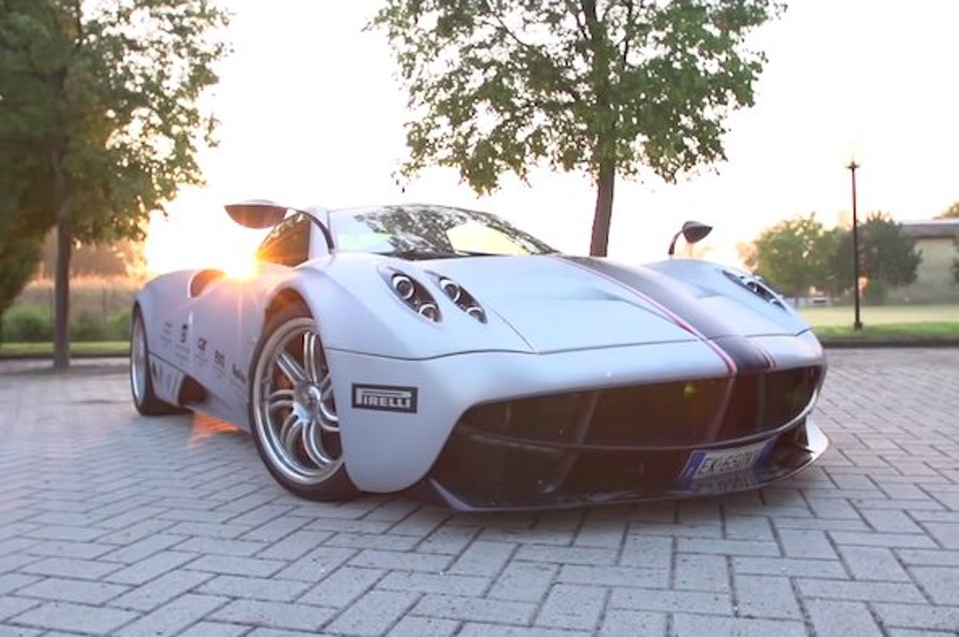 Is the Pagani Huayra All It's Cracked Up to Be? [video]