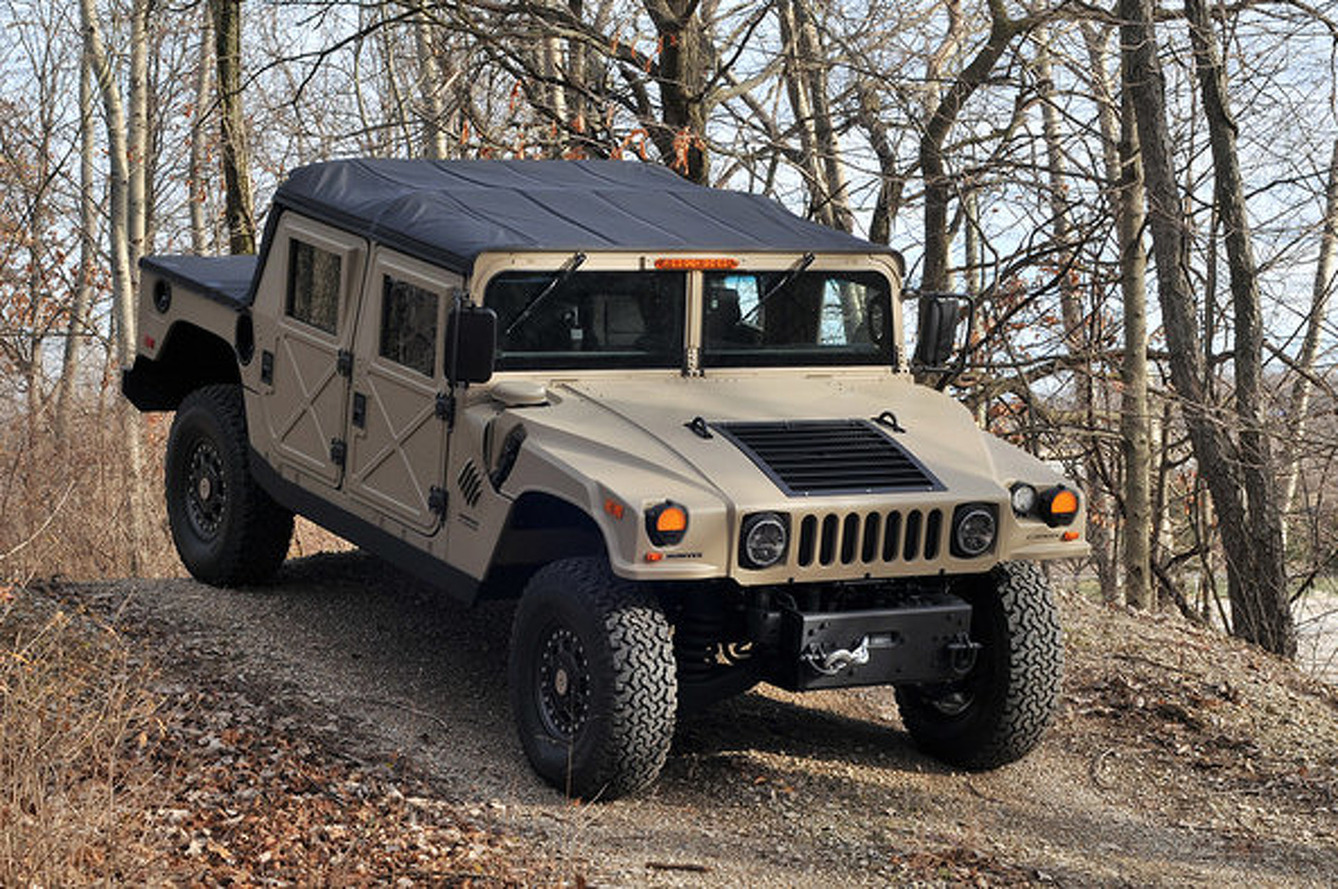 how would you power a brand new humvee kit. Black Bedroom Furniture Sets. Home Design Ideas