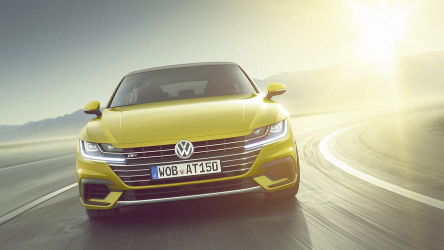 Volkswagen confirme l'Arteon R de plus de 400 ch !