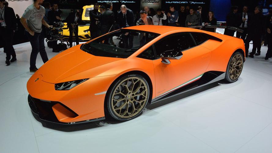 Lamborghini, Nürburgring rekoru için kanıtla geldi