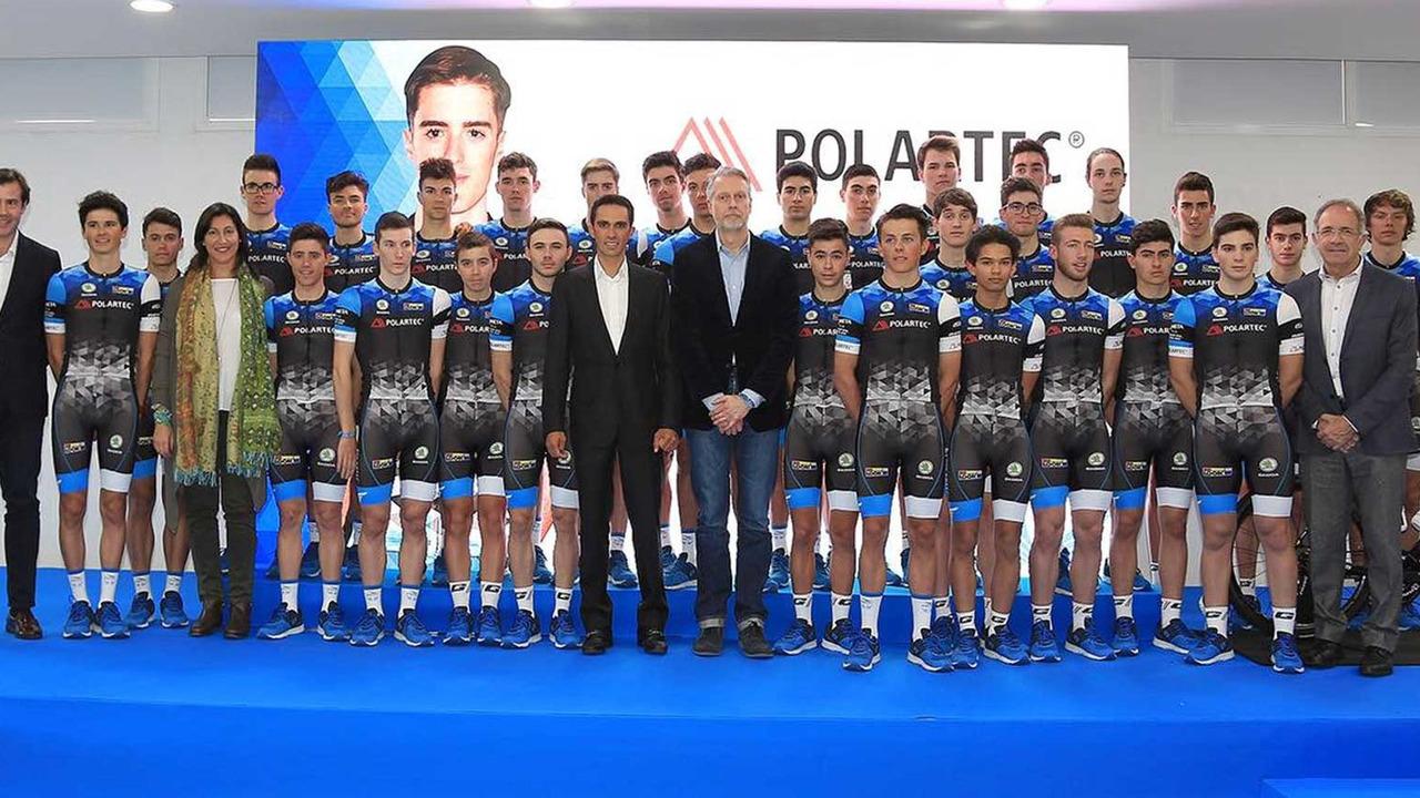 Skoda y la Fundación Alberto Contador