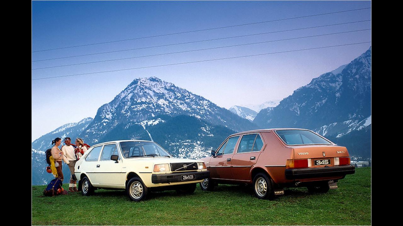 Volvo 343/345 (1980)