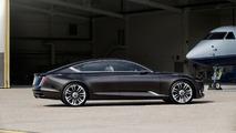 Cadillac Escala concept at 2017 CIAS