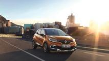 Renault Captur restyling