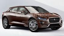 2018 Jaguar I-Pace render