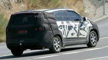 Chevrolet''s All-New MPV Prototype