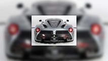 Titanium Ferrari LaFerrari