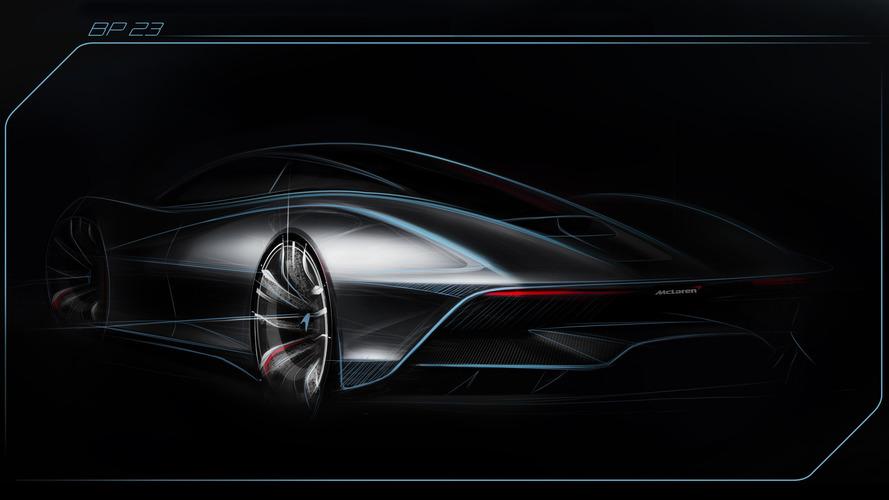 McLaren Hyper-GT'nin fiyatı Bugatti Chiron kadar