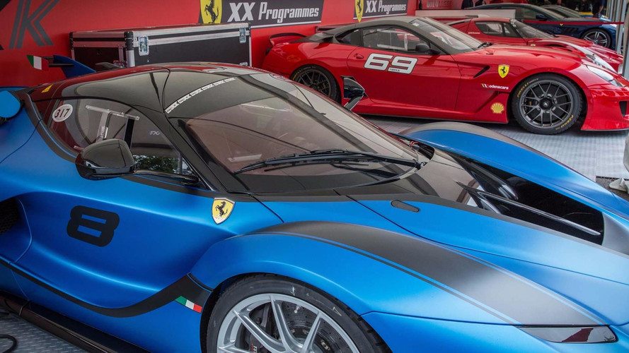 Ferrari 15 yıl garanti sunmaya başladı