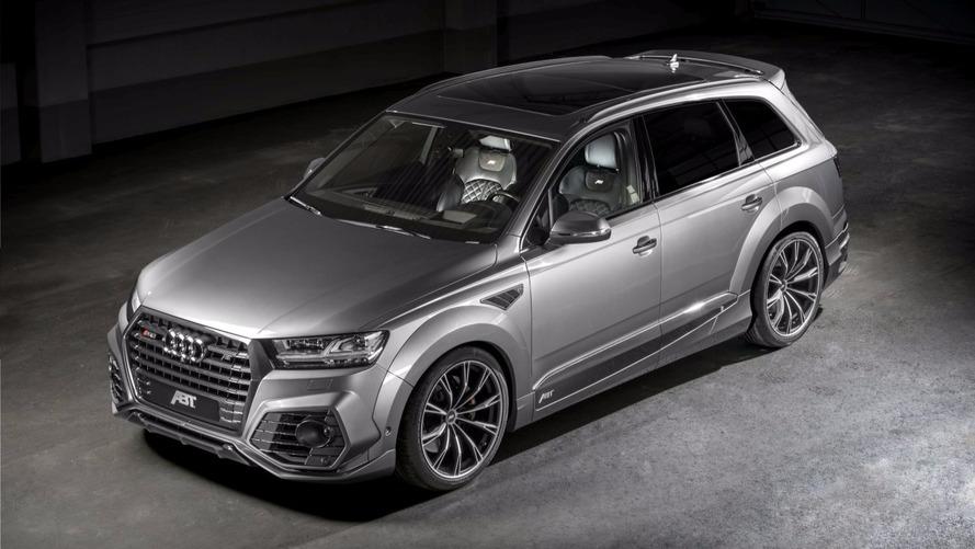 L'Audi SQ7 encore plus mastoc grâce à ABT
