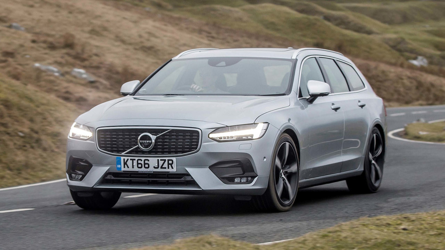 2017 Volvo V90 Review