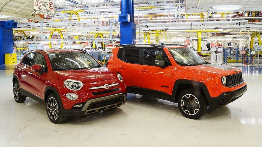 Vendas globais - Jeep encosta na Fiat no começo de 2017