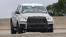 Ford Ranger Raptor Spy Pics