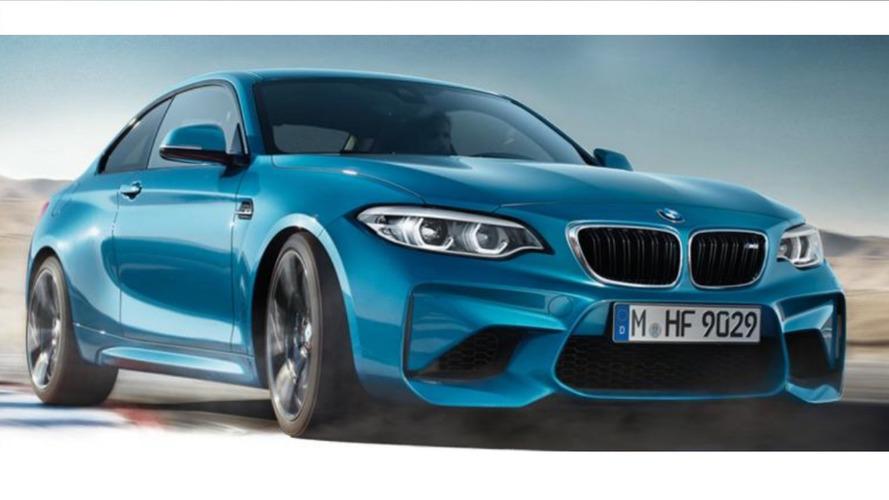 Makyajlı 2018 BMW M2 beklendiği gibi geldi