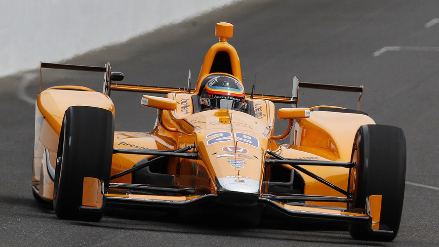 Fernando Alonso To Keep Indy 500 Car After Race