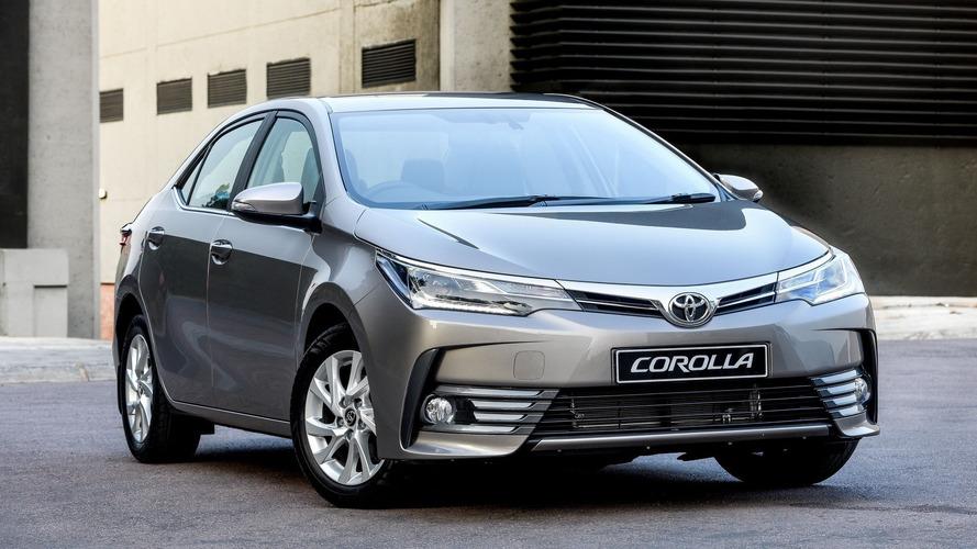 Toyota confirma lançamento do novo Corolla 2018 para março