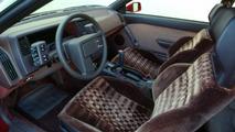 Subaru XT interior