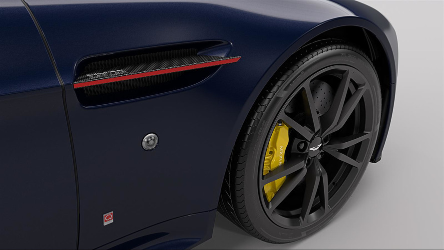 Aston Martin V8 et V12 Vantage S Red Bull Racing Editions