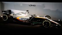 Force India Mercedes VJM10 F1 2017