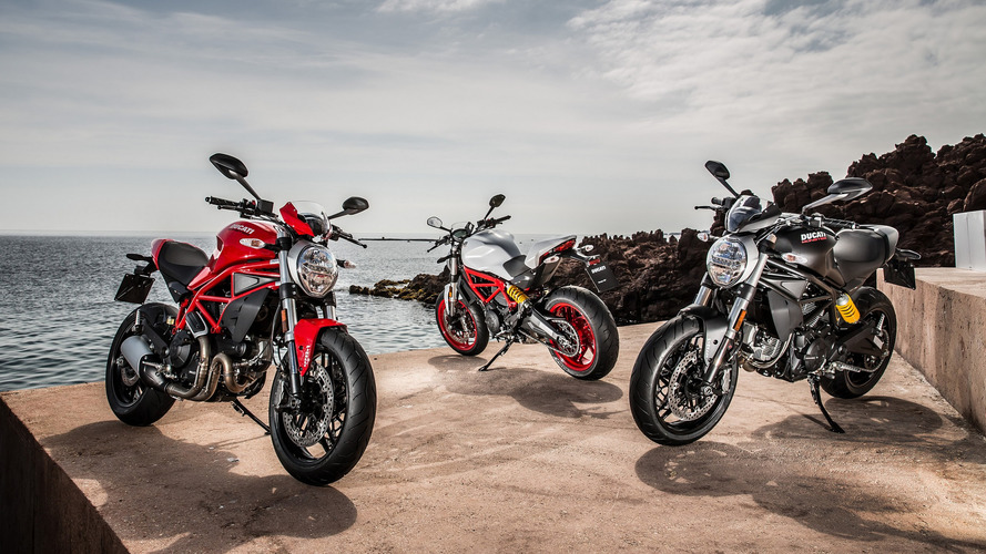 First Ride: Ducati 797 Monster