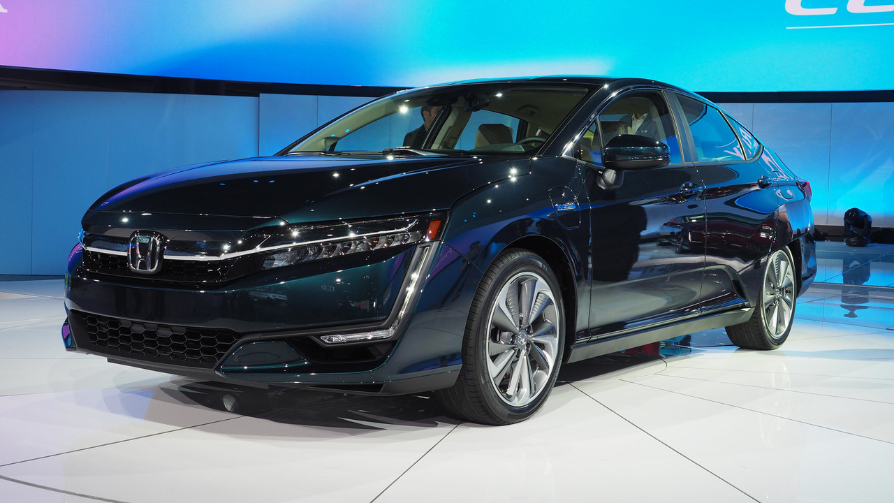 Honda Clarity Phev Electric Both Cost 35 000