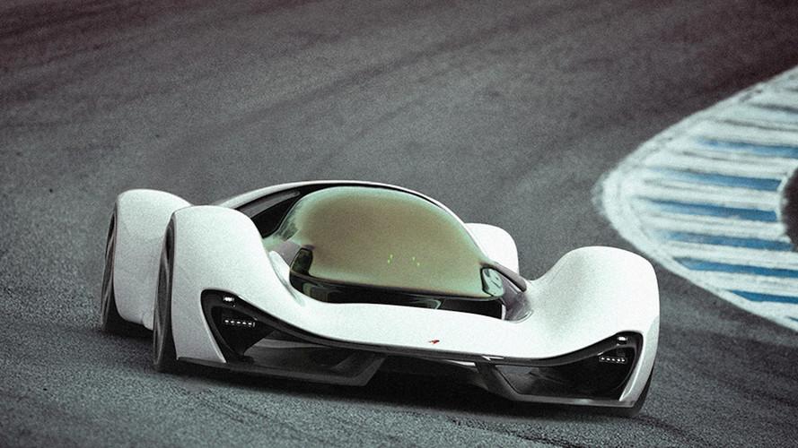 Akár ilyen megjelenést is kaphat a McLaren következő hiperautója