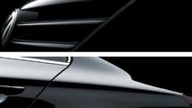 Volkswagen Passat Coupe Teaser Shots