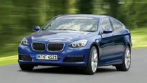 BMW V-Series Rendering