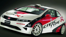 JAS Motorsport Honda Civic Type-R