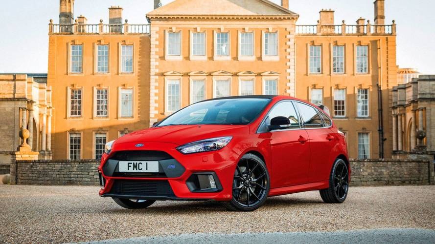 Red hot final hurrah for the Focus RS