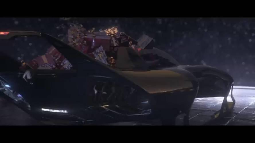 Renault Santa Sleigh R.S.