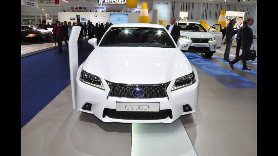 Lexus al Salone di Francoforte 2013