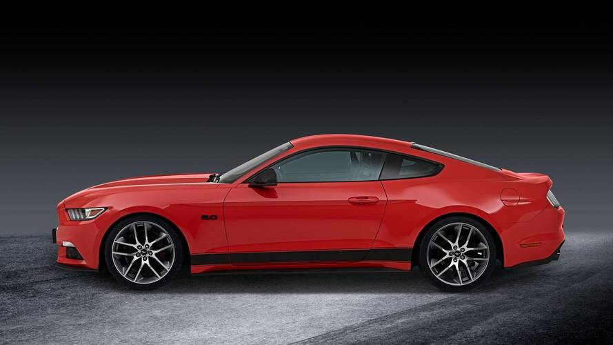Ford Introduces Performance Parts For ST, RS, Mustang Lineups