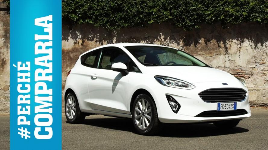 Ford Fiesta, perché comprarla… e perché no [VIDEO]