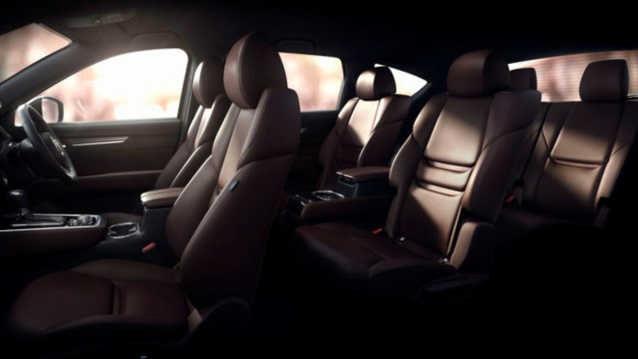 Mazda CX-5, il teaser
