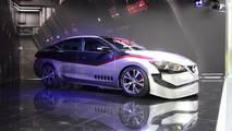 Star Wars Nissan Show Vehicles
