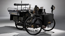 World's oldest working automobile headed to auction