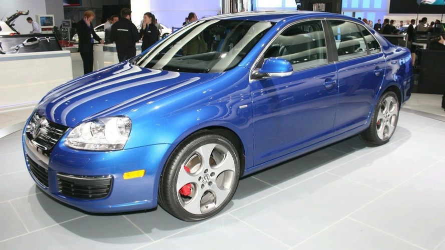 VW Jetta TDI Clean Diesel Unveiled at Los Angeles Motor Show