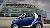 Smart fortwo hybrid
