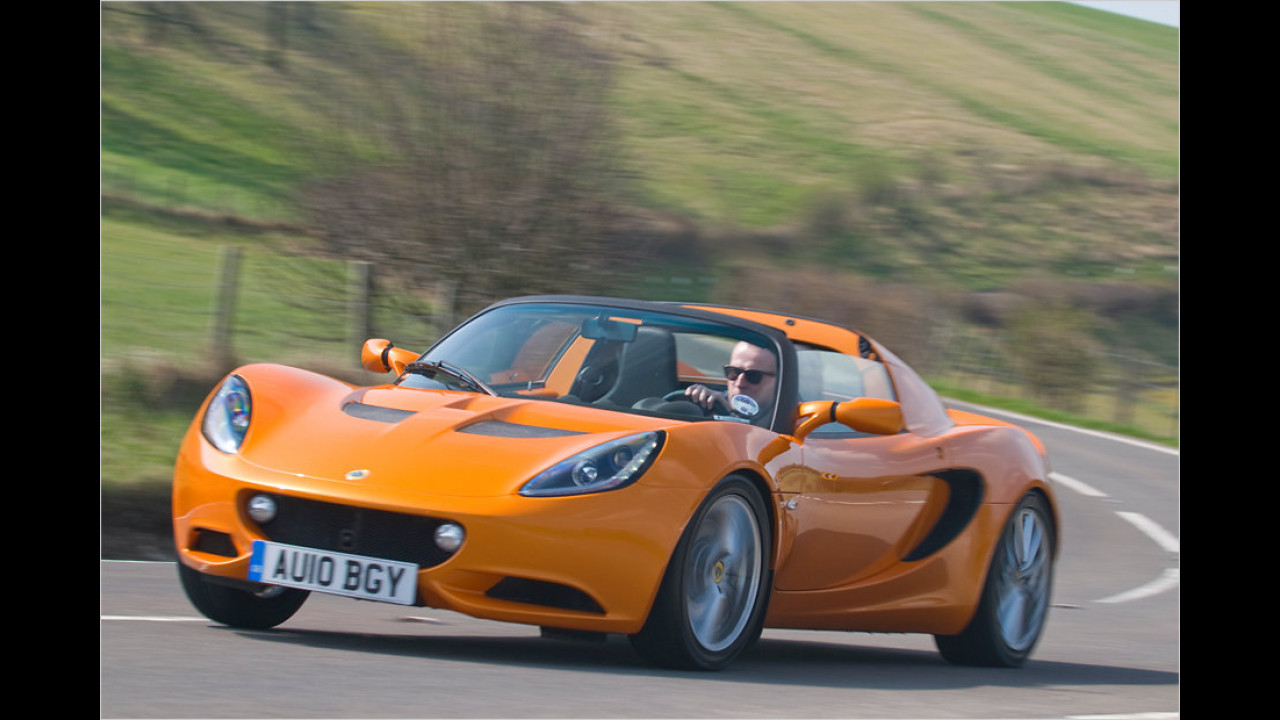 13 Exemplare: Lotus Elise